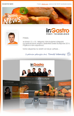 in-Gastro NEWS - Pozvánka na Gastrofest