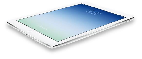 iPad Air pro jednoho z vás