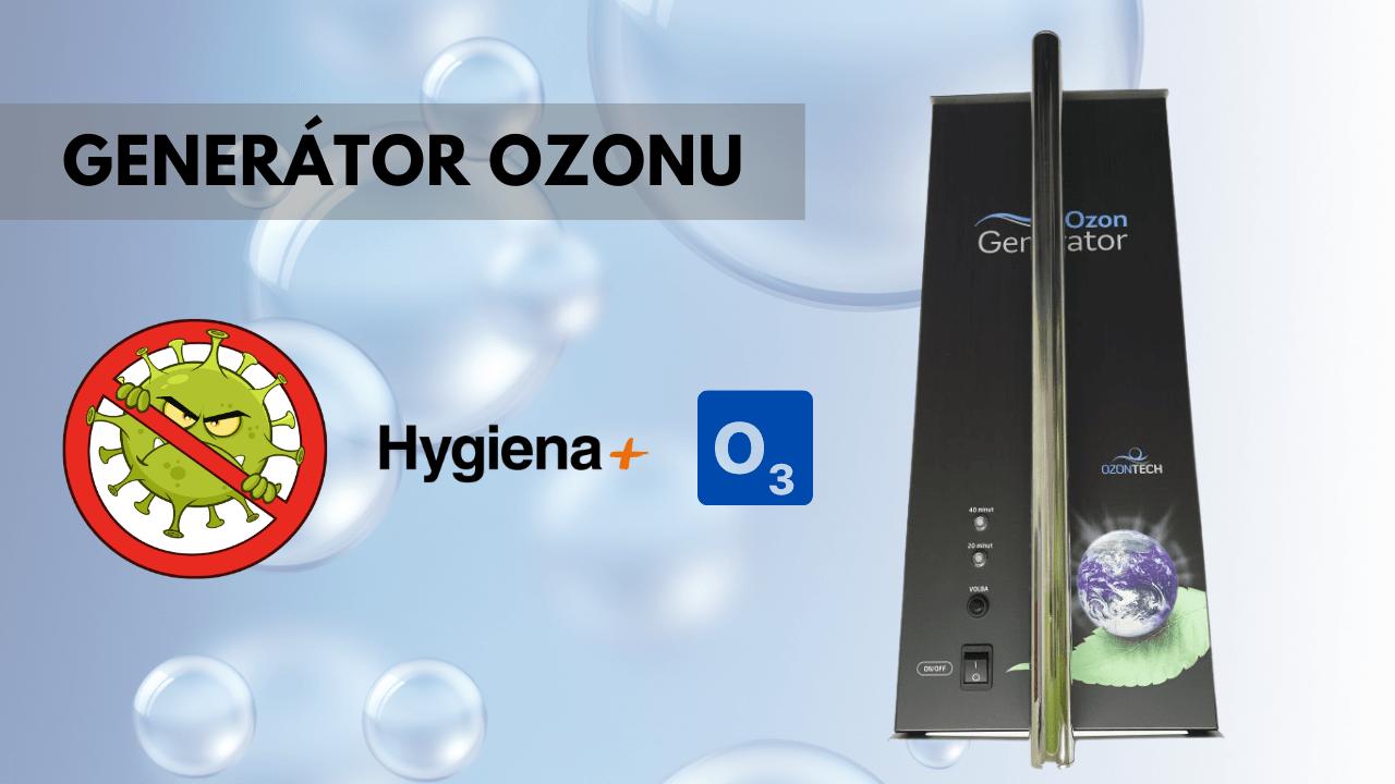 Generátor ozonu OT Office V