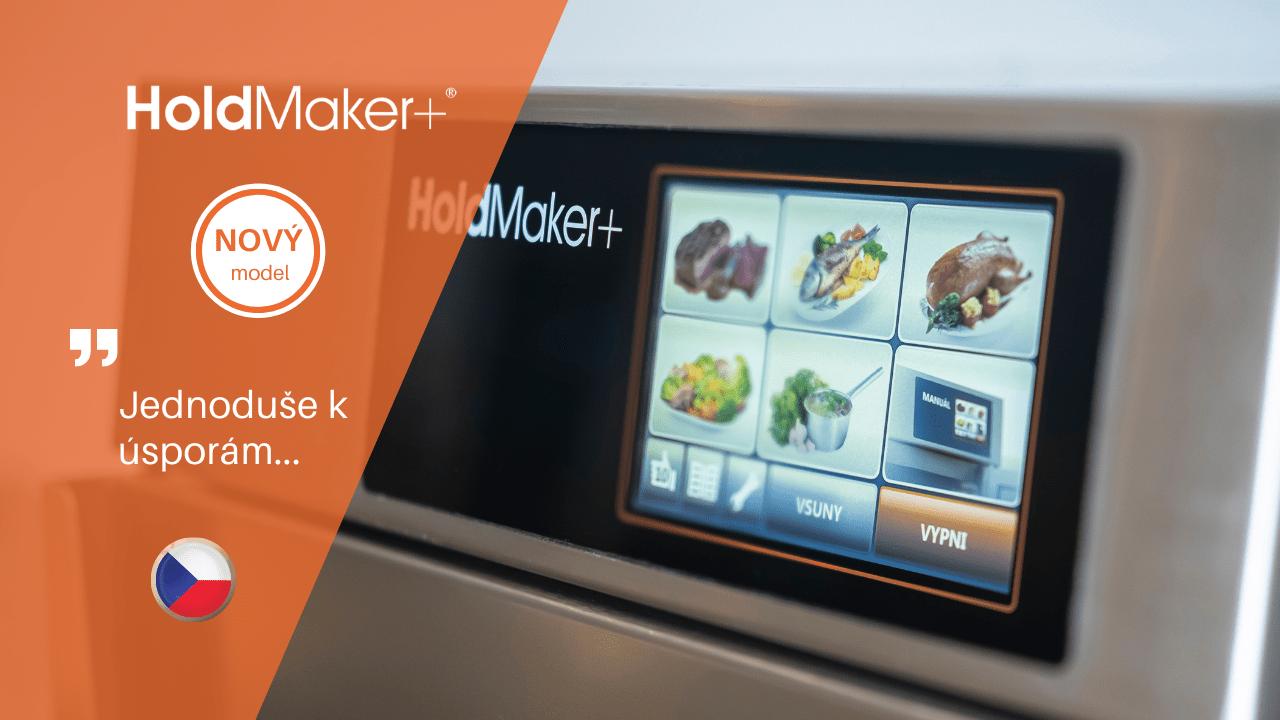 Nový model technologie HOLDMAKER+